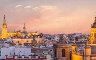 Atardeceres de Sevilla
