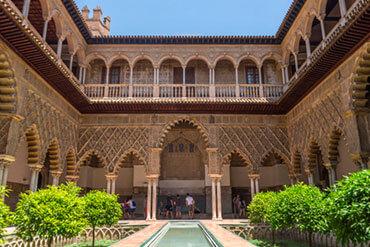 Visita Reales Alcázares