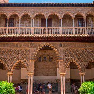 Reales Alcázares, un palacio de palacios