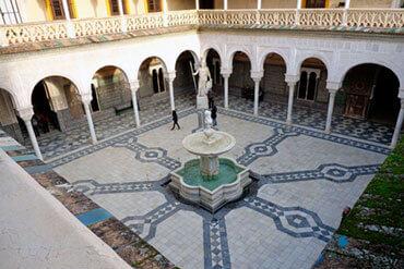 Ruta Las Casas Palacios de Sevilla