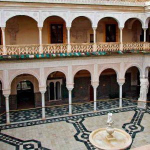 Ruta Las Casas palacio de Sevilla