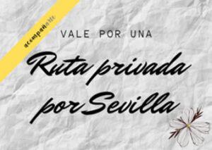 Rutas a pie por Sevilla vale por una persona